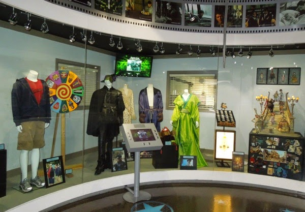 Universal Studios movie TV costumes props
