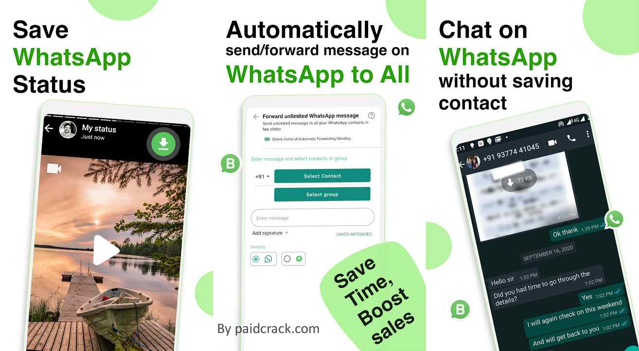 WhatsTool - Toolkit for WhatsApp Pro Mod Apk 2.0.1
