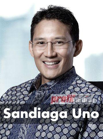 Profil Sandiaga Uno
