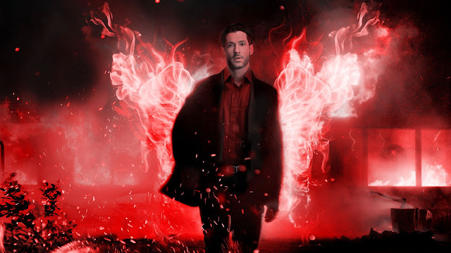 Lucifer - Tom Ellis Signs for Season 6 at Netflix