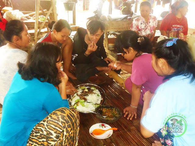FOTO 1 : Keseruan Yang Bisa Didapatkan Jika Makan Bareng