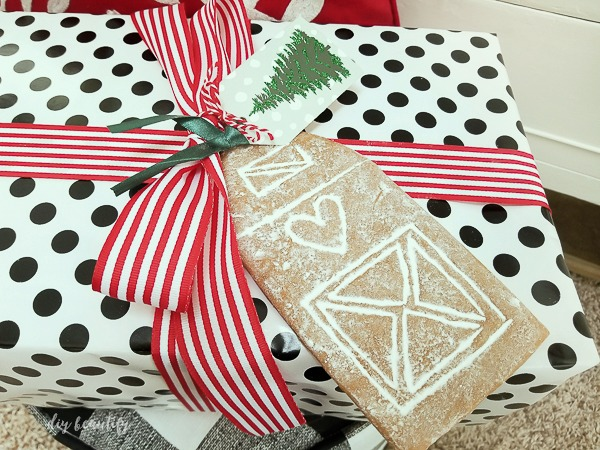 Creative christmas gift wrapping images