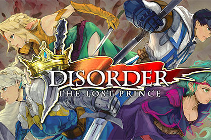 Download Disorder: The Lost Prince
