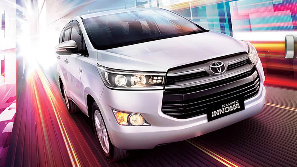 Harga Innova Jakarta: Mobil Legendaris yang Lahir Kembali