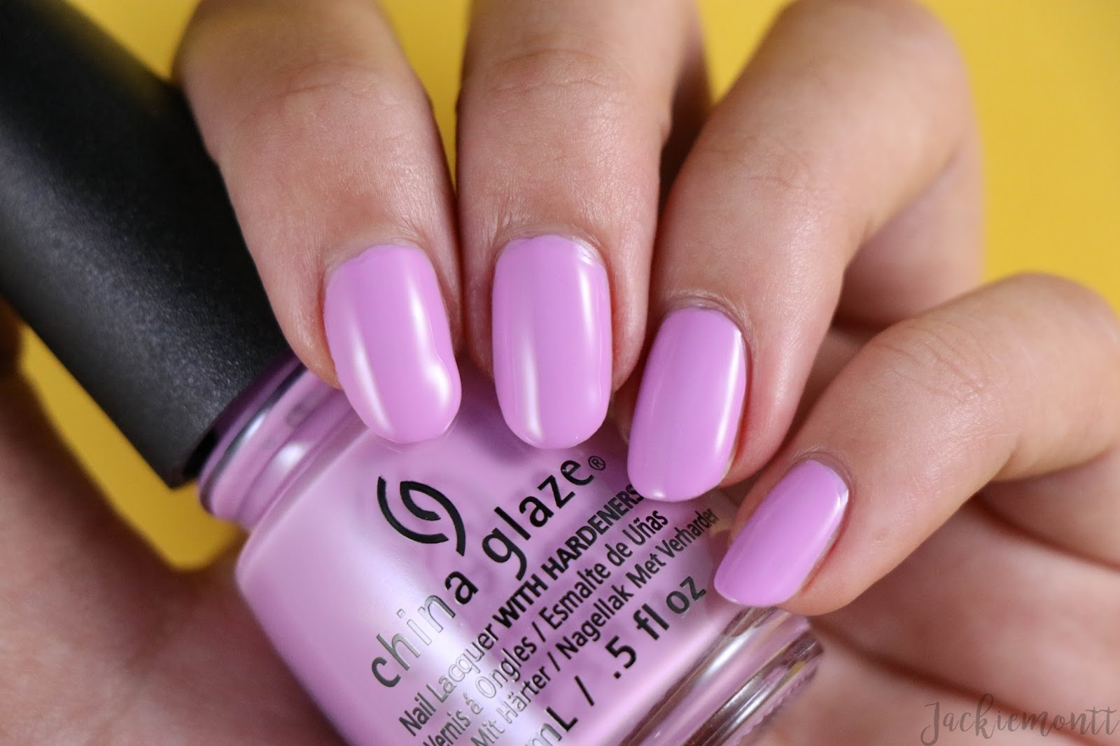 Barre Hopping Is A Bright Lilac Color And Truly The That My Vice Whenever I See Polish Around This Must Have It
