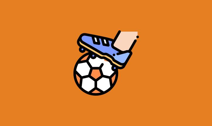 Jelaskan Cara Mengontrol Bola dengan Telapak Kaki