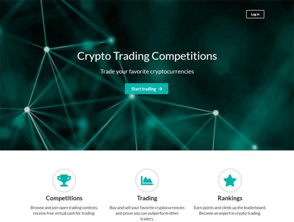 Crypto Trading Competitions | Fantasy Trading Laravel Web App