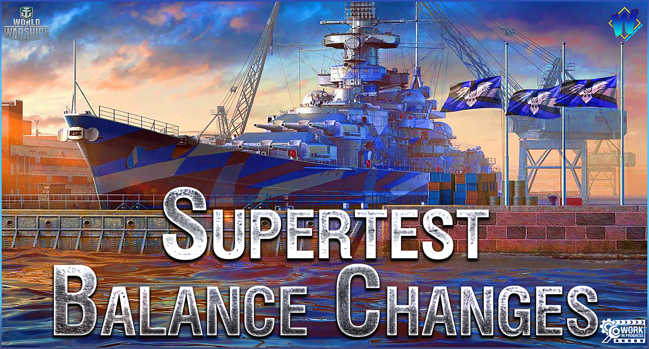 Balance Changes To European Iii X Destroyers Including Smaland Marceau