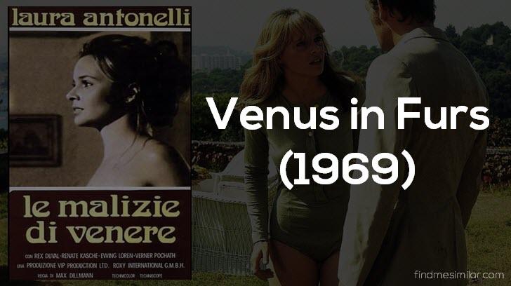 Venus in Furs (aka Devil in The Flesh, Le malizie di Venere - 1969)