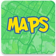 Download Maps For Pokemon Go V1.0.5 Apk