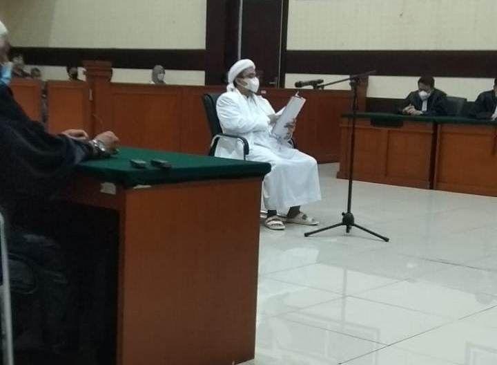 Habib Rizieq: Kaum Atheis Berusaha Cuci Otak Rakyat dengan Slogan 'Konstitusi di Atas Ayat Suci'