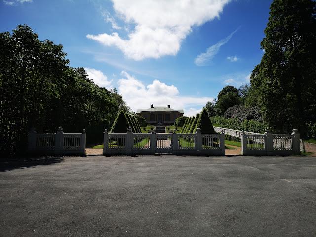 Gunnebo Slott och trädgårdar Mölndal