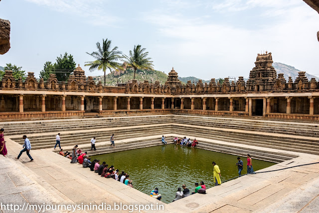 Pushkarani Temple Tank Bhoga Nandeeshwara Temple