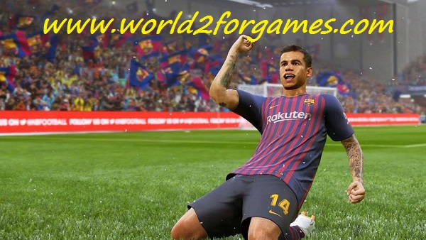 Free Download Pro Evolution Soccer 2019