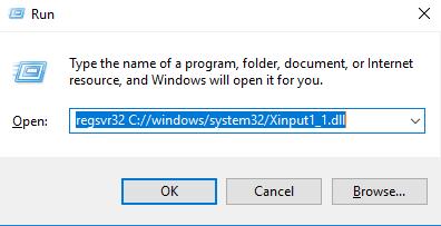 Télécharger Xinput1_1.dll Fichier Gratuit Installer
