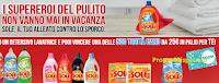 Logo Festa del Sole Detersivo 2017: vinci 500 Card Tigotà da 25 euro