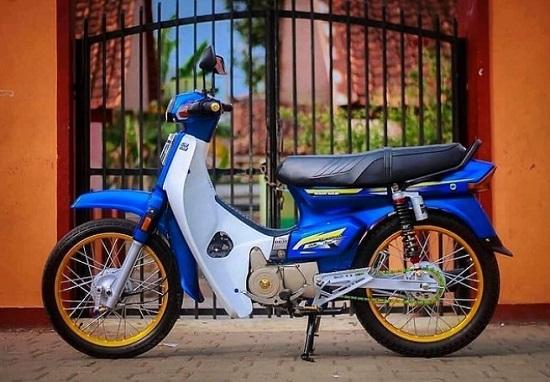Modifikasi Honda Astrea