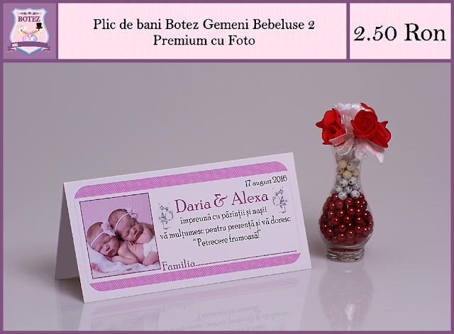 produse asortate botez gemeni fata-fata Bebeluse 2