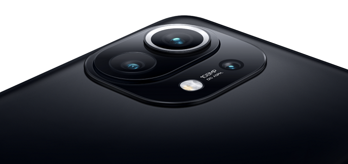 Xiaomi Mi 11 108MP 8K Triple Camera Setup