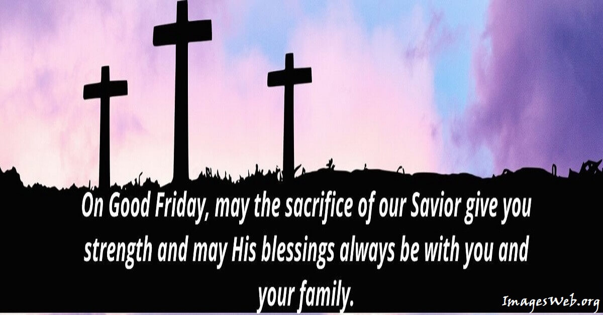 Good Friday Quotes for Facebook