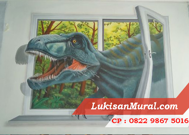 Lukisan 3 Dimensi Di Jakarta