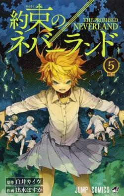 Ver online descargar The Promised Neverland Manga