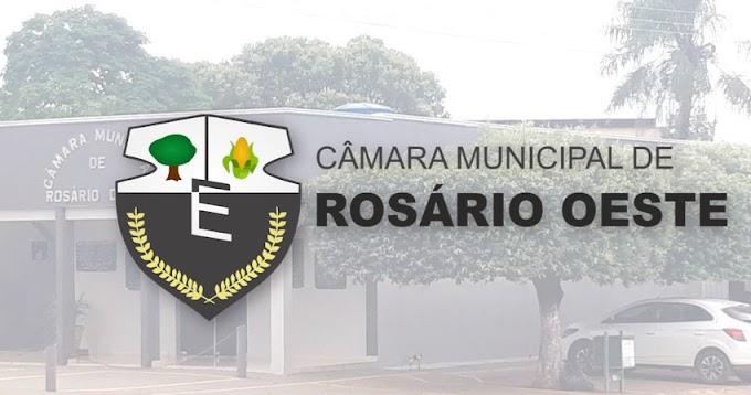 Câmara Municipal de Rosário Oeste faz retrospectiva do ano de 2019
