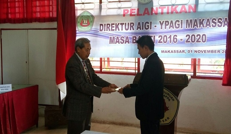 PENERIMAAN MAHASISWA BARU (AIGI-YPAGI) 2017-2018 AKADEMI ILMU GIZI YPAG MAKASSAR