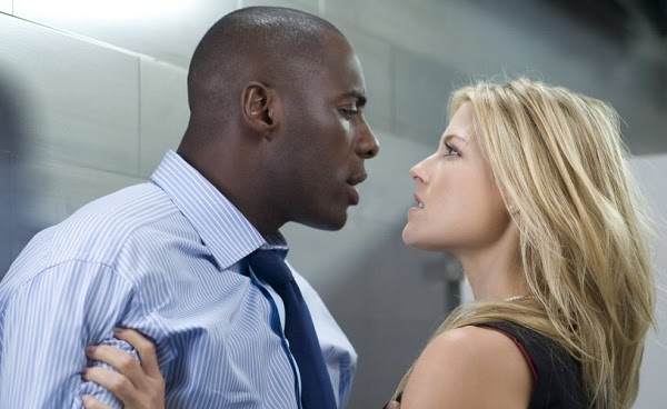 White Woman And Black Man Love