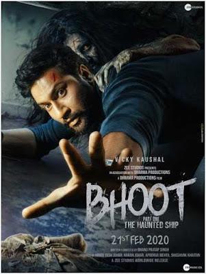 Bhoot The Haunted Ship (2020) Hindi 720p PreDVD Download