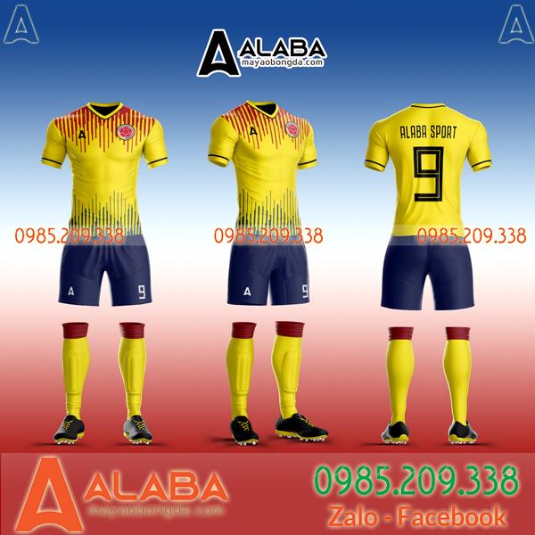 Áo Colombia đẹp