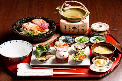 Kaga Specialty Local Ingredients