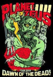 Planet Of Zeus European Tour Dates 2012