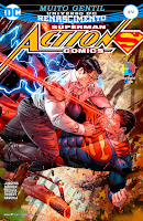 DC Renascimento: Action Comics #974