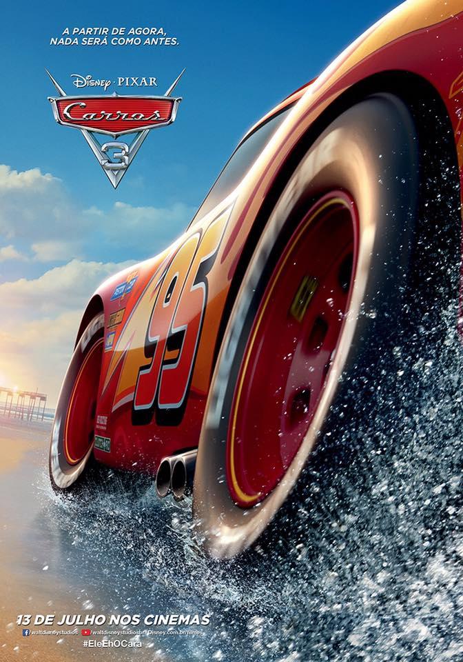 Capa Carros 3 Torrent Dublado 720p 1080p 5.1 Baixar