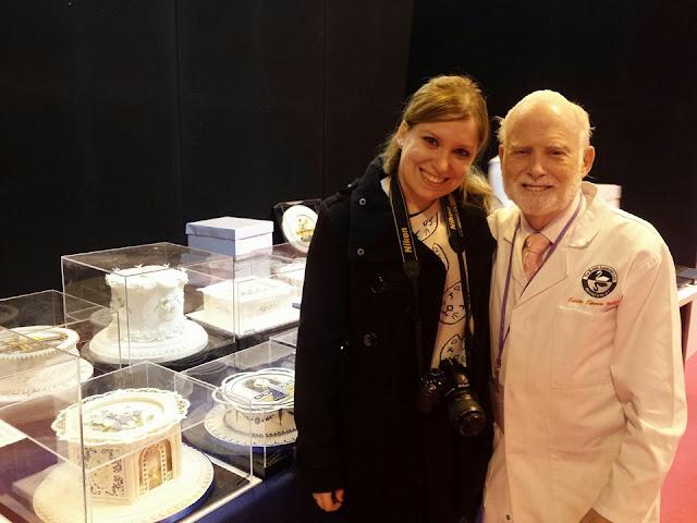 Eddie Spence y Adriana García