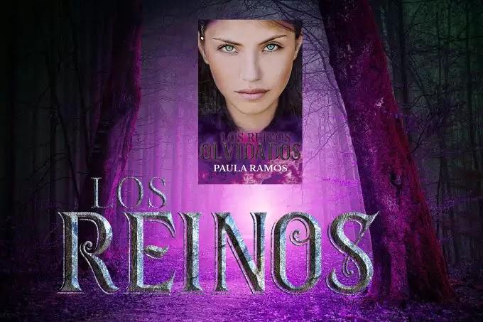 [Blog tour] Los reinos olvidados // Paula Ramos