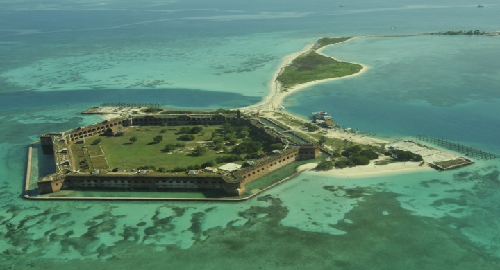 Gambar Fort Jefferson Blogspot