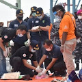 Jumlah Terkini Kantong Jenazah dan Puing Pesawat Sriwijaya SJ182 Yang Diterima Basarnas
