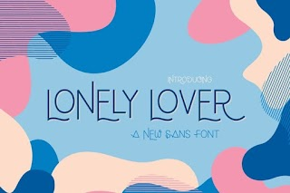 Lonely Love Font