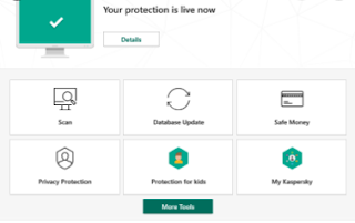 Kaspersky Security Cloud-Free: Protect your PC in real time from viruses