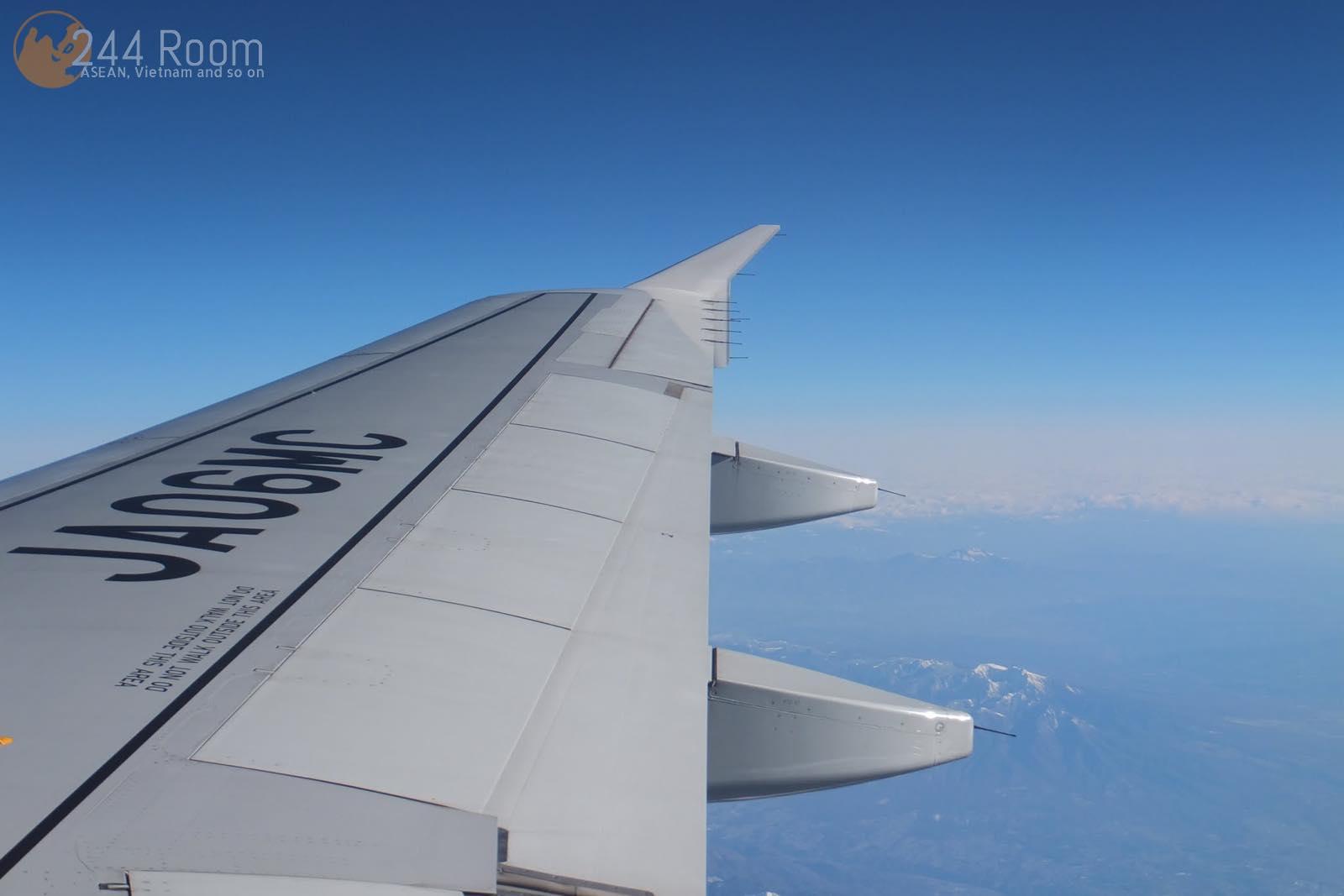 スターフライヤーA320 Starflyer-A320fleet