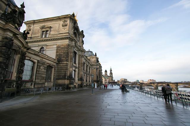 Bruhlsche terrace-Dresda