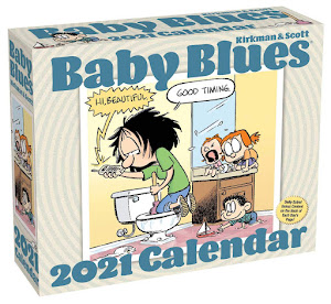 Baby Blues 2021 Day-to-Day Calendar