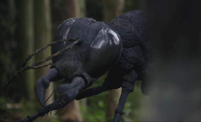 'La isla de los insectos gigantes': Nuevo tráiler live action dirigido por Noboru Iguchi