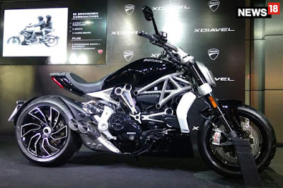 Ducati XDiavel and XDiavelS Launched in India @15.87 Lakh
