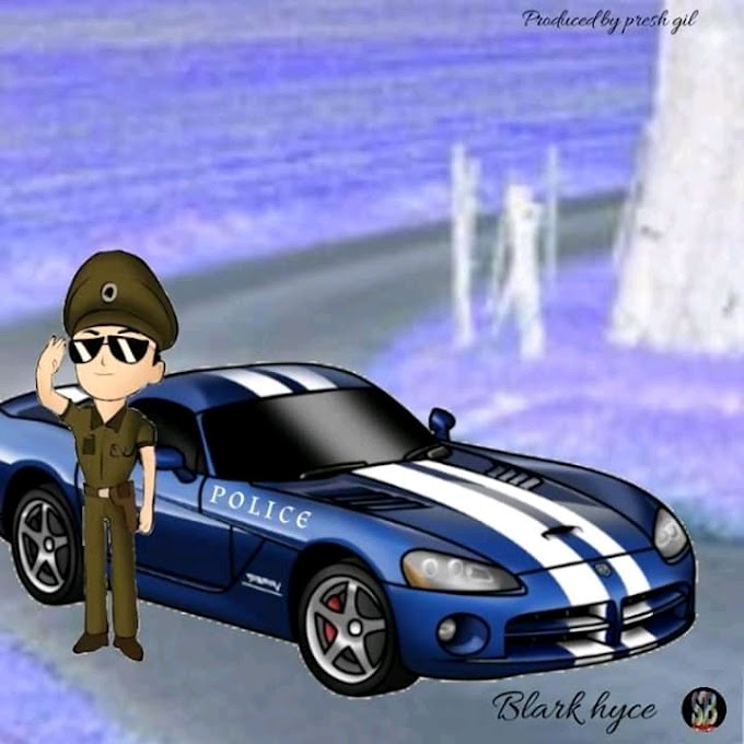 Blark hyce - police