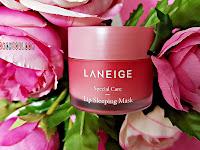 Laneige lip sleeping mask berry flavour