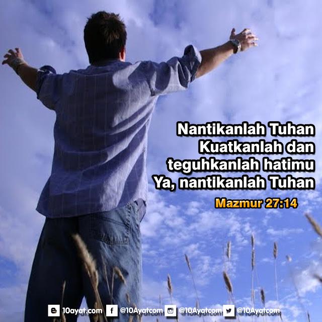 Mazmur 27:14
