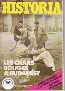Revue Historia, 419, de l'année 1981
